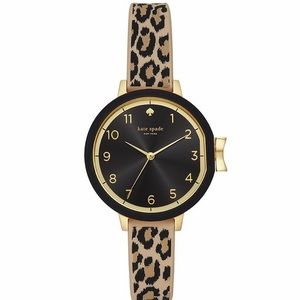 Kate Spade New York Leopard Watch NWT